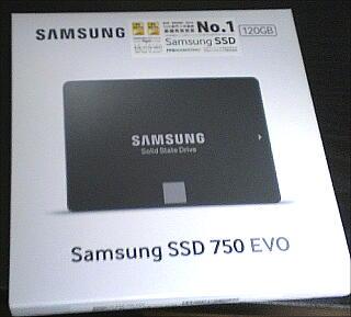 750 evo 120GB